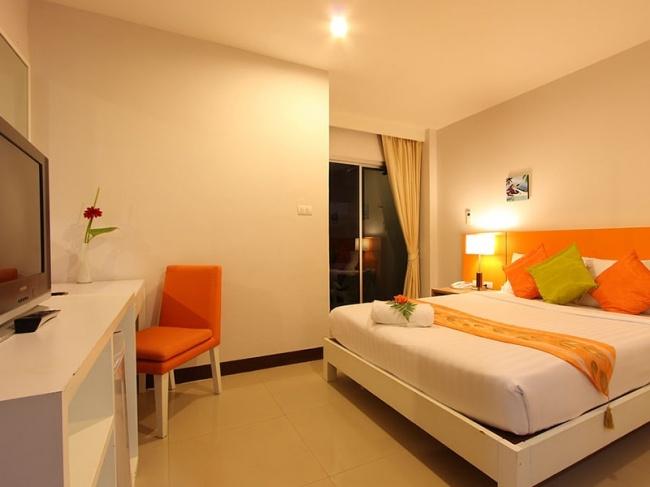 Таиланд Baramee Hip Hotel 3* фото №1