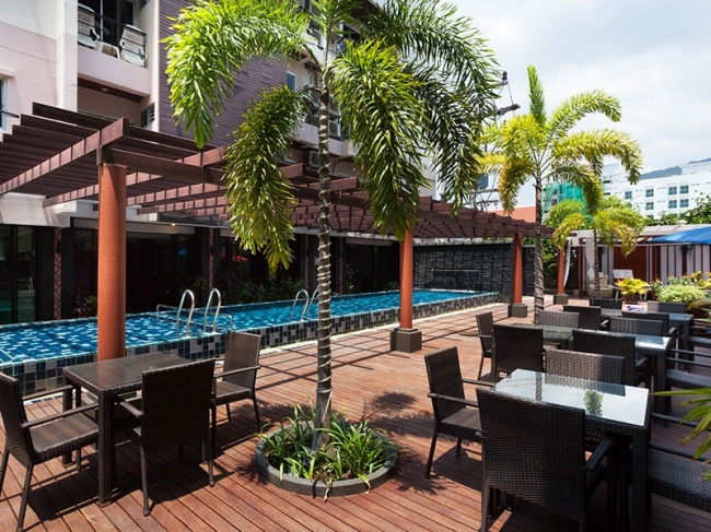 Таиланд Baramee Hip Hotel 3* фото №2