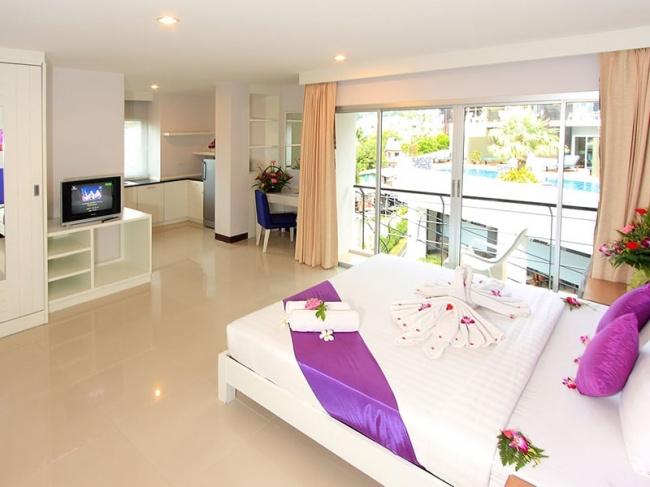 Таиланд Baramee Hip Hotel 3* фото №3