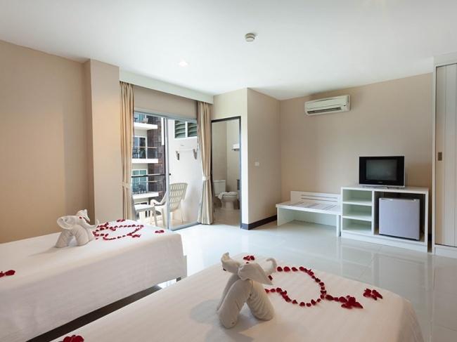 Таиланд Baramee Hip Hotel 3* фото №4