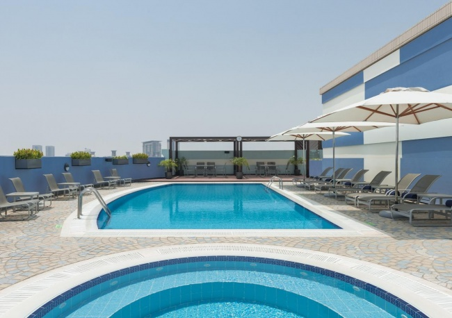 ОАЭ Coral Deira Dubai 4* фото №1