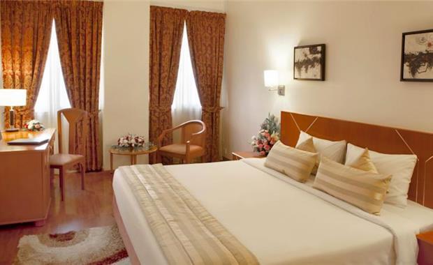 ОАЭ Landmark Hotel Baniyas 3* фото №1