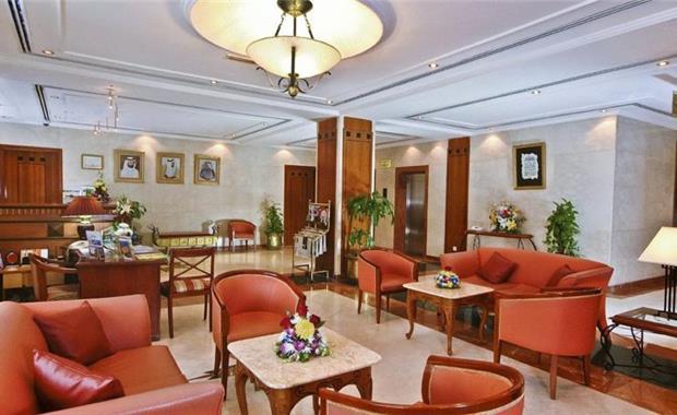 ОАЭ Landmark Hotel Baniyas 3* фото №3
