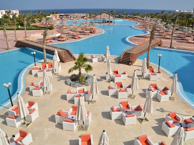 Египет Fantazia Resort Marsa Alam 5* фото №1