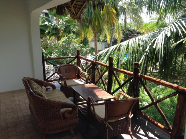 Занзибар Langi Langi Beach Bungalows 3*