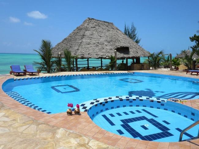 Занзибар Queen Of Sheba Beach Lodge 3*