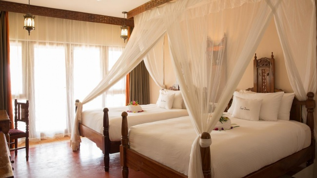 Занзибар Double Tree By Hilton Resort Zanzibar 4* фото №2