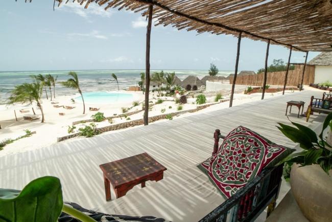 Занзибар Zanbluu Beach Hotel 5* фото №3