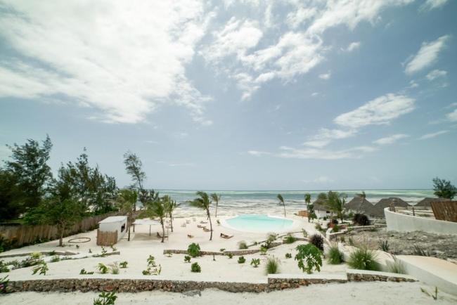Занзибар Zanbluu Beach Hotel 5* фото №4