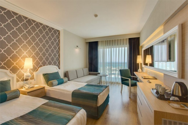 Турция Sherwood Breezes Resort Hotel 5*