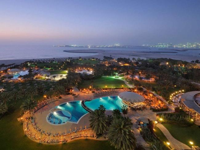 ОАЭ Le Royal Meridien Beach & Spa 5* фото №4