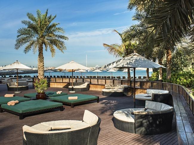 ОАЭ Le Meridien Mina Seyahi Beach Resort & Marina 5* фото №1