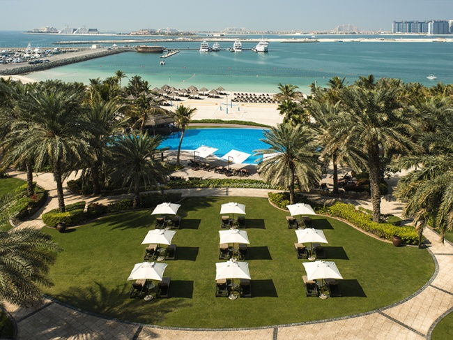 ОАЭ Le Meridien Mina Seyahi Beach Resort & Marina 5* фото №2