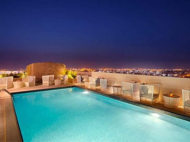 ОАЭ Double Tree By Hilton Ras Al Khaimah 4* фото №2