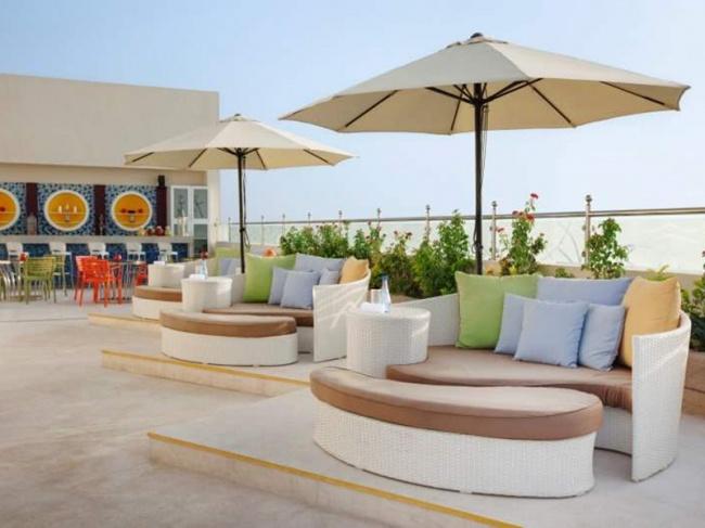 ОАЭ Double Tree By Hilton Ras Al Khaimah 4* фото №4
