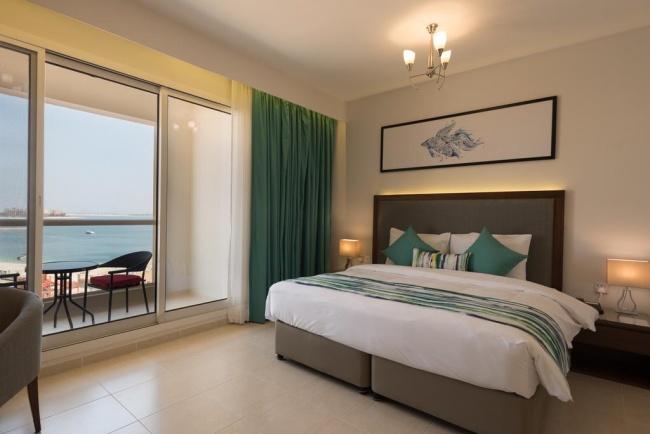 ОАЭ City Stay Beach Hotel Apartment Apt 0* фото №1