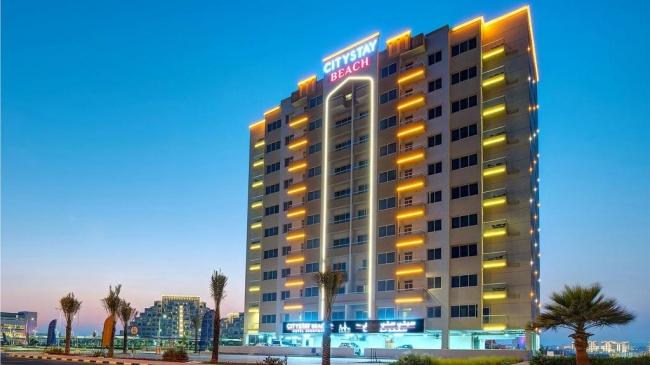 ОАЭ City Stay Beach Hotel Apartment Apt 0* фото №3