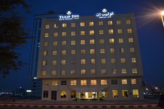 ОАЭ Tulip Inn Ras Al Khaimah Hotel 3*
