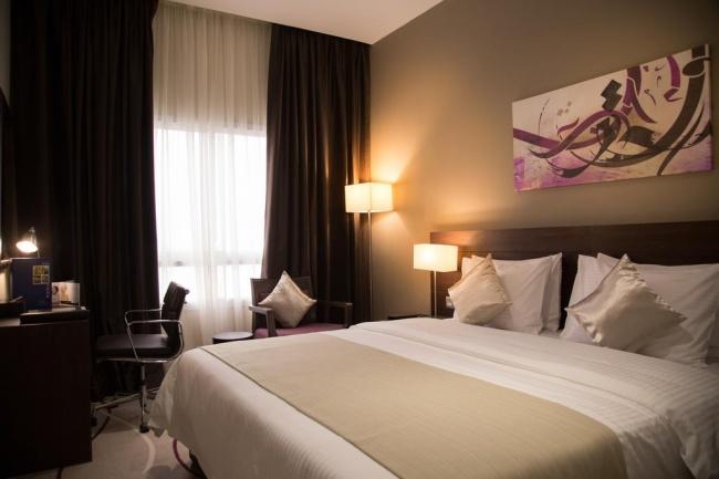 ОАЭ Tulip Inn Ras Al Khaimah Hotel 3* фото №3