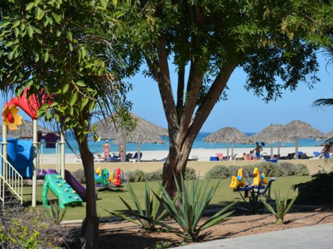 ОАЭ Umm Al Quwain Beach Hotel 4*