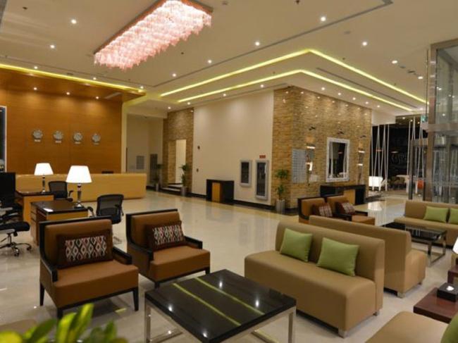 ОАЭ V Hotel Fujairah (Ex.Landmark Hotel Fujairah) 4*