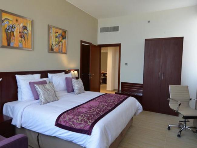 ОАЭ V Hotel Fujairah (Ex.Landmark Hotel Fujairah) 4* фото №1