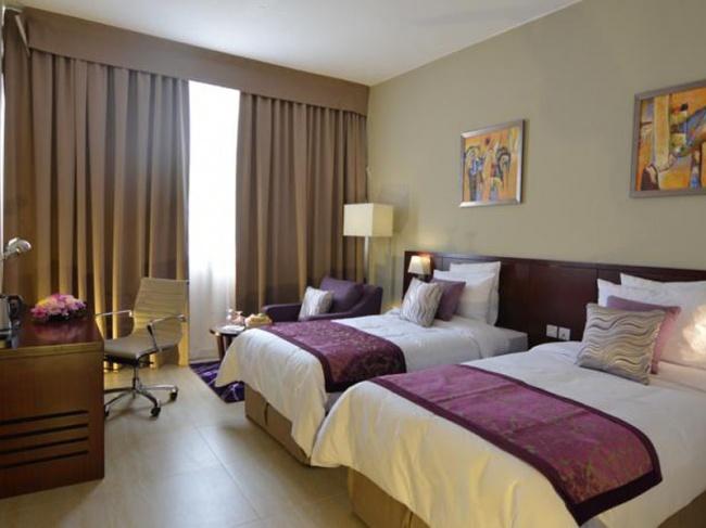 ОАЭ V Hotel Fujairah (Ex.Landmark Hotel Fujairah) 4* фото №2
