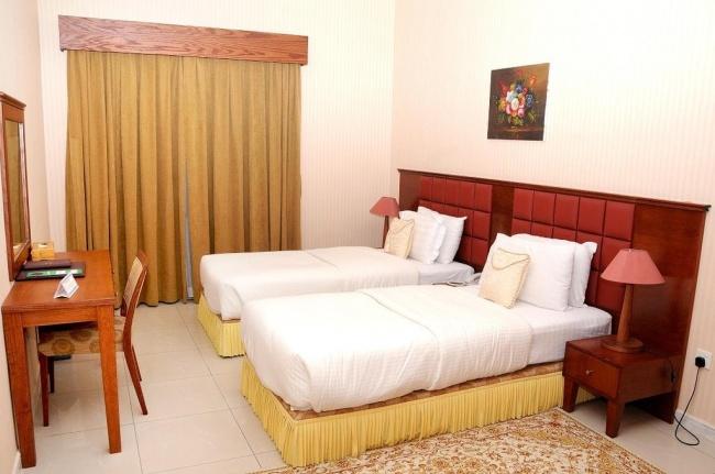 ОАЭ California Suites Fujairah 3* фото №3