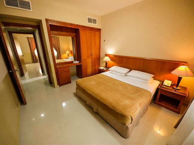 ОАЭ Sandy Beach Hotel & Resort 3* фото №3