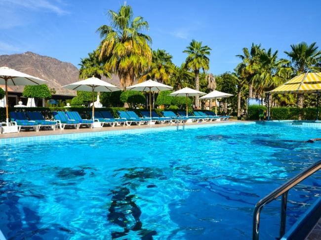 ОАЭ Sandy Beach Hotel & Resort 3* фото №4