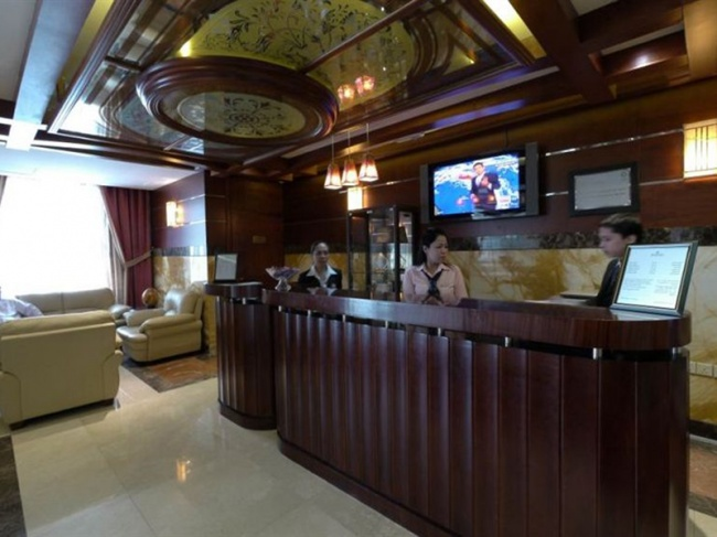 ОАЭ Tulip Inn Sharjah Deluxe Apt 3*