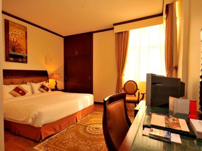 ОАЭ Tulip Inn Sharjah Deluxe Apt 3* фото №1