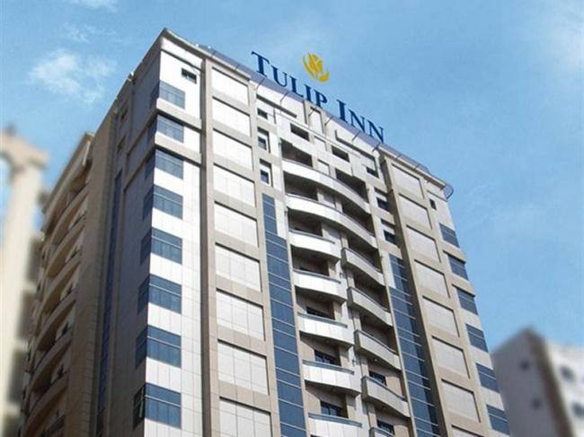 ОАЭ Tulip Inn Sharjah Deluxe Apt 3* фото №2
