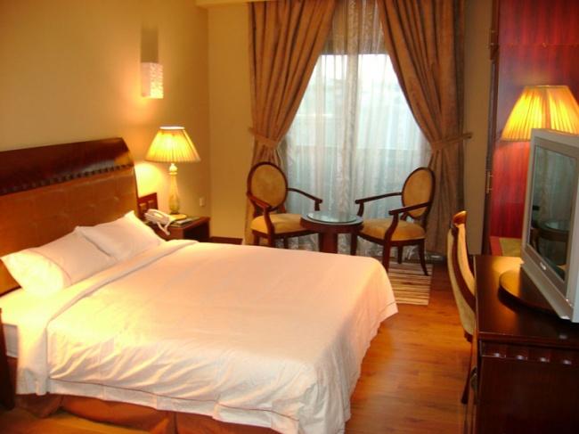 ОАЭ Tulip Inn Sharjah Deluxe Apt 3* фото №3