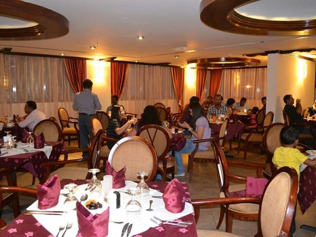 ОАЭ Tulip Inn Sharjah Deluxe Apt 3* фото №4