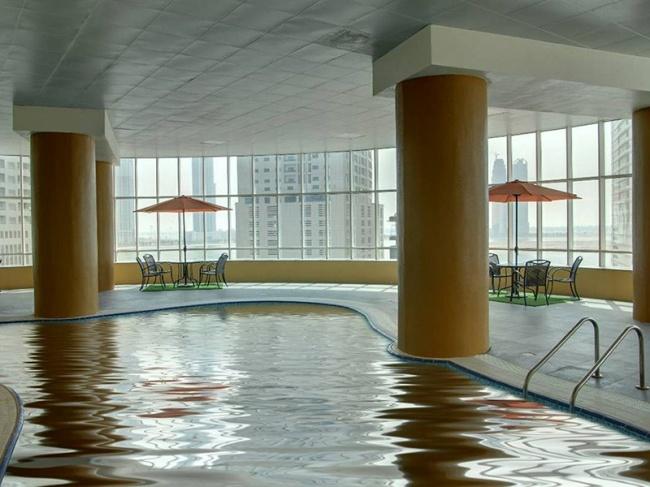 ОАЭ Aryana Hotel 4* фото №1