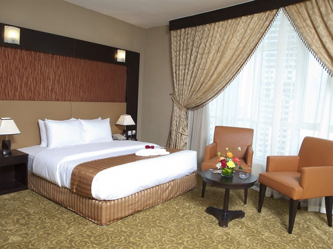 ОАЭ Aryana Hotel 4* фото №3