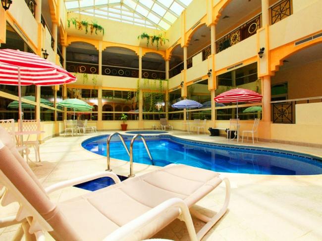 ОАЭ Al Seef Hotel 3* фото №1