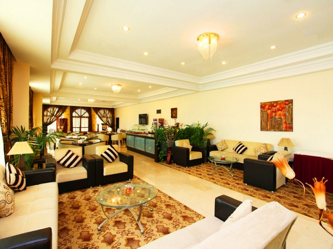ОАЭ Al Seef Hotel 3* фото №2