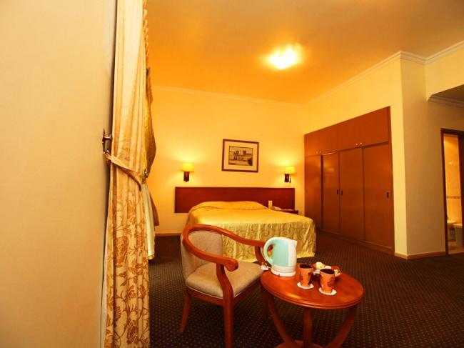 ОАЭ Al Seef Hotel 3* фото №3