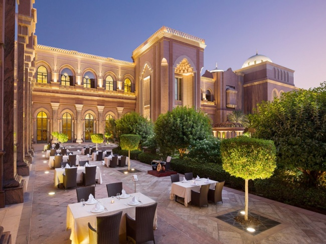 ОАЭ Emirates Palace 5*