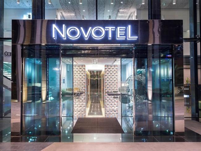 ОАЭ Novotel Abu Dhabi Al Bustan 4*