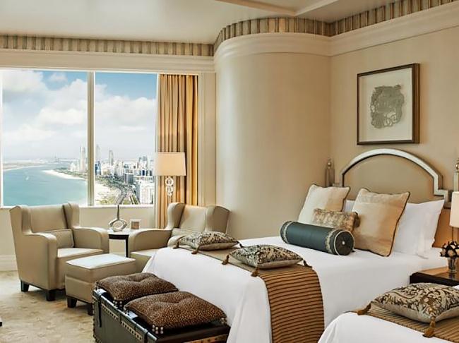 ОАЭ The St. Regis Hotel Abu Dhabi 5* фото №2