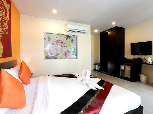 Таиланд At Home Boutique Hotel Patong 3* фото №4