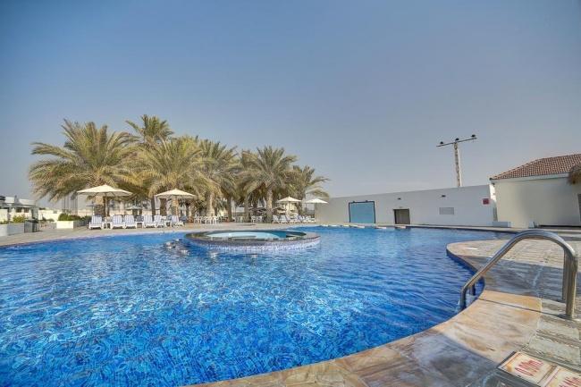 ОАЭ Royal Residence Hotel 3* фото №2