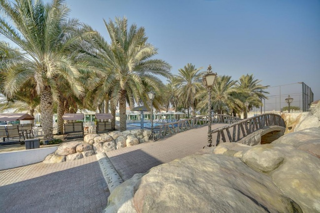 ОАЭ Royal Residence Hotel 3* фото №4