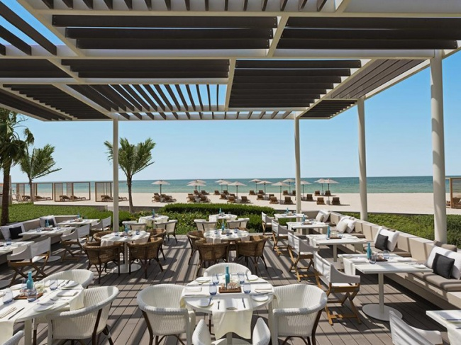 ОАЭ The Oberoi Beach Resort Al Zorah 5*