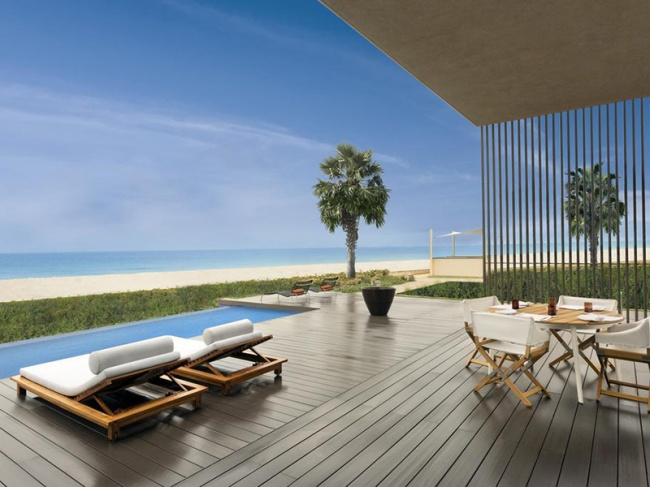 ОАЭ The Oberoi Beach Resort Al Zorah 5* фото №2