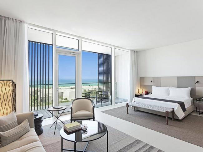 ОАЭ The Oberoi Beach Resort Al Zorah 5* фото №4