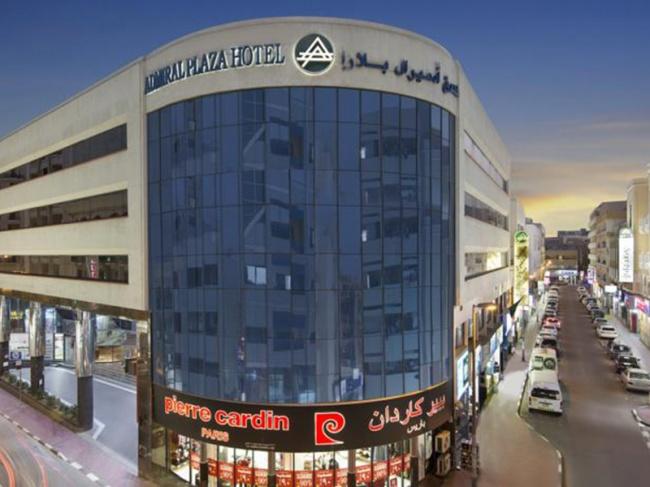 ОАЭ Admiral Plaza Hotel 3*